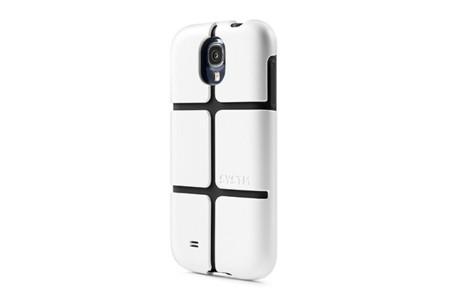 Incase ya tiene sus fundas para el Galaxy S4
