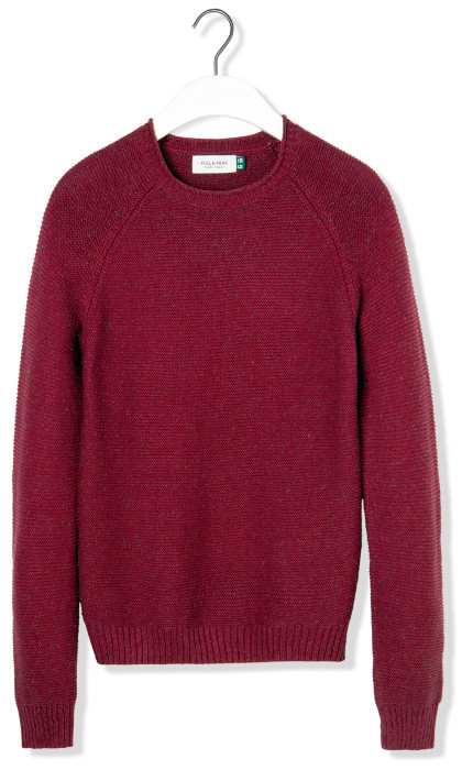 Jersey Hipster Pull Bear 2013