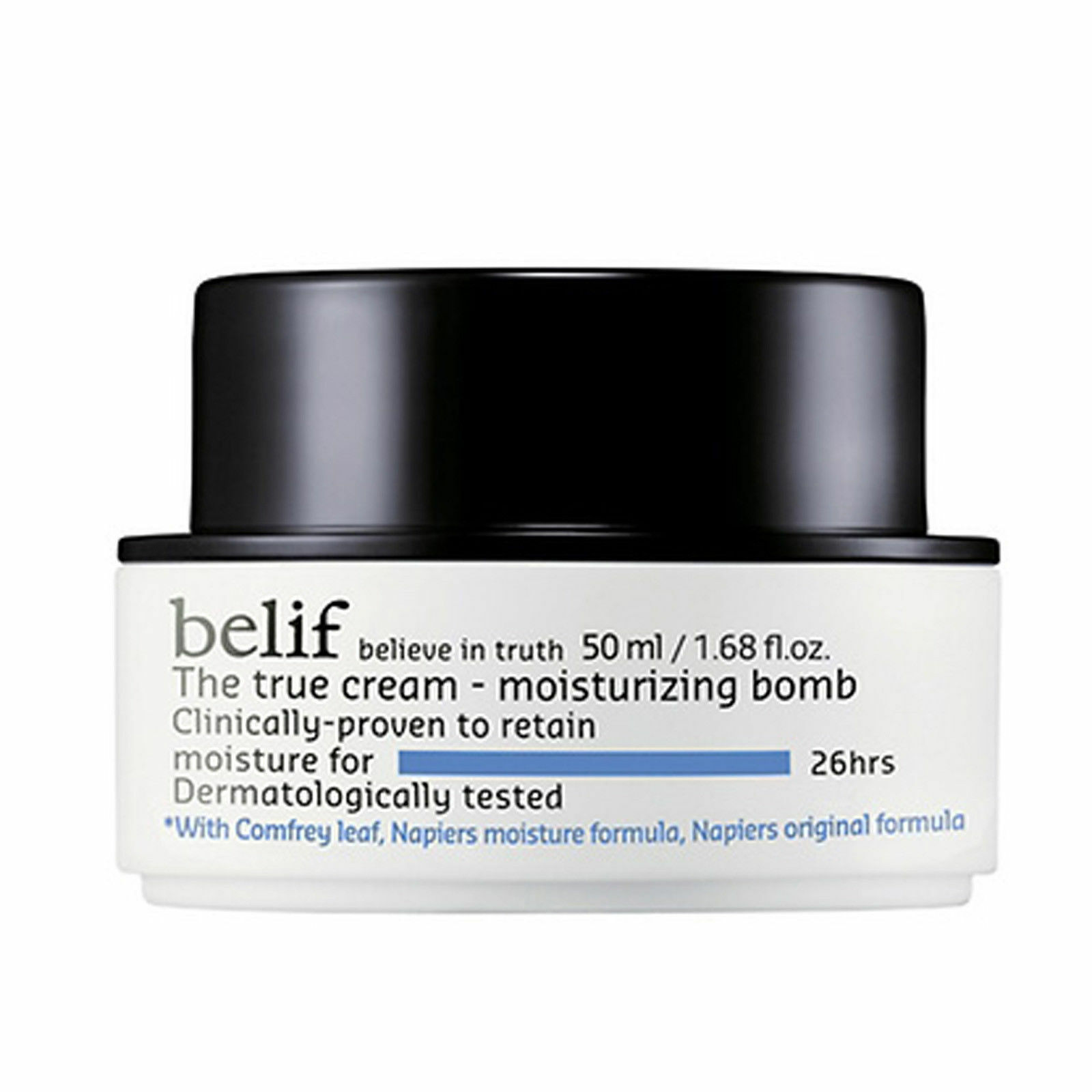 Crema hidratante The True Cream Moisturizing Bomb de Belif