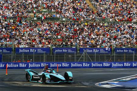 Mitch Evans conquista el e-Prix de México en una carrera llena de rebases y contactos