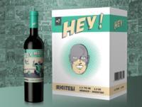 Hey Malbec, un vino con superpoderes para superhéroes