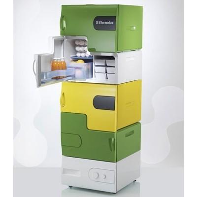 Electrolux Desing Lab: Nevera para varios