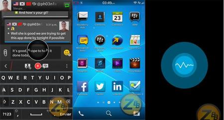 BlackBerry OS 10.3 aparece con diversos cambios y un asistente virtual