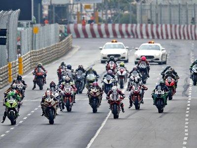 ¿Nada que ver este domingo? Déjate hipnotizar con la redifusión del Gran Premio de Macao
