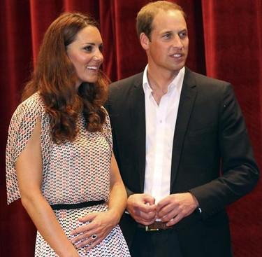 En el Reino Unido todos quieren tener un bebé, al igual que los Duques de Cambridge
