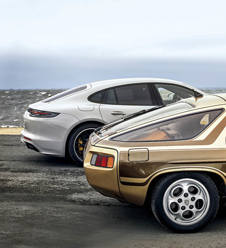 Porsche 928 eje weissach