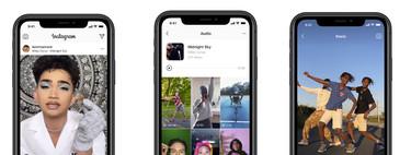 Instagram hace oficial Reels, su nueva función para competir con TikTok