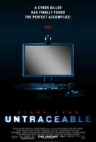 Posters de 'Untraceable', Diane Lane en peligro