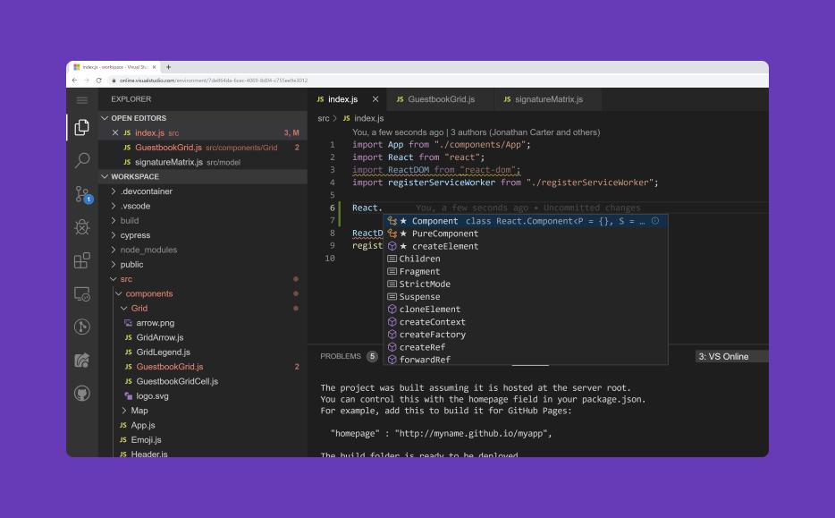 Visual Studio Live Share permitirá hablar por texto y voz sin usar aplicaciones de terceros