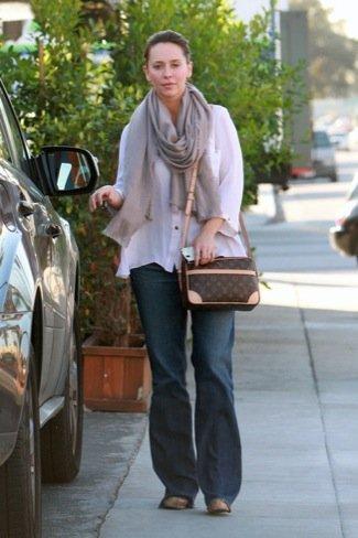 Jennifer Love Hewitt jeans look calle