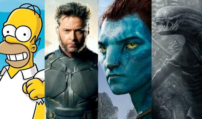 De 'Los Simpson' a 'Alien': series, personajes y franquicias de Fox que ahora son Disney