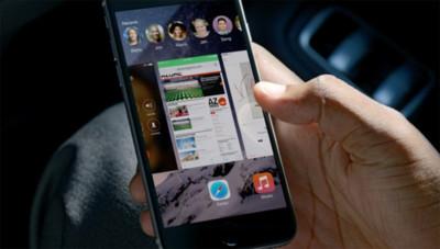 iOS desde cero: El selector de aplicación de iOS 8