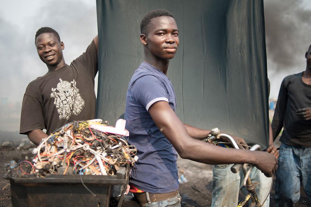Reciclantes Agbogbloshie Antoni Perez 011