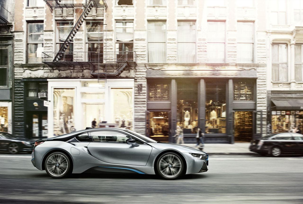 Foto de BMW i8 (29/124)