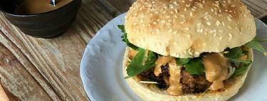La receta de la hamburguesa de rabo de toro de Dani García