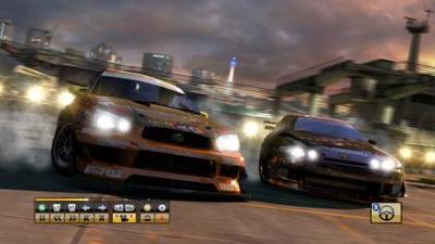 GameTrailers la lía con el falso vídeo de 'Grid'. Para comparar versiones así...