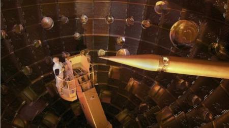 """La fusión nuclear cada vez más cerca, la """"ignición"""", a punto de caramelo"""