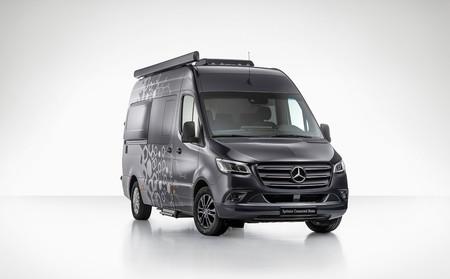 Mercedes-Benz Sprinter Connected Home