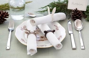 Monta un zoo en tu mesa con estos originales servilleteros