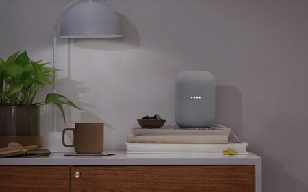 Google Nest Audio, un nuevo altavoz con Assistant para los amantes de la música