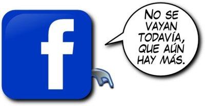 Más cambios en Facebook: actualizaciones de cinco mil caracteres y barra flotante
