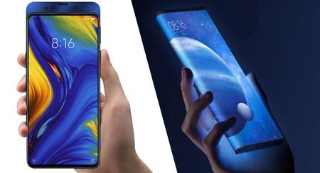 Del Xiaomi Mi MIX 3 al Xiaomi Mi MIX Alpha: todo lo que ha cambiado