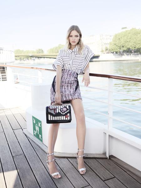 Karl Lagerfeld Ss18 Look 40