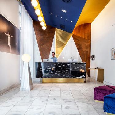 One Shot Fortuny 07, un hotel lleno de diseño y de arte en el corazón de Madrid