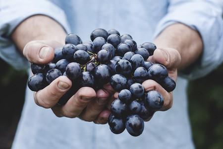 Frutas Temporada Puedes Disfrutar Septiembre Saludable Uvas