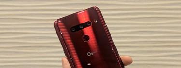 LG G8 ThinQ, primeras impresiones: sorprende por los gestos a distancia, pero nos convence por su diseño