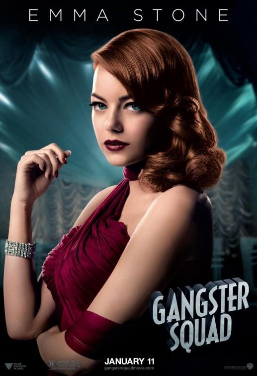 Foto de 'Gangster Squad (Brigada de élite)', los carteles (11/18)