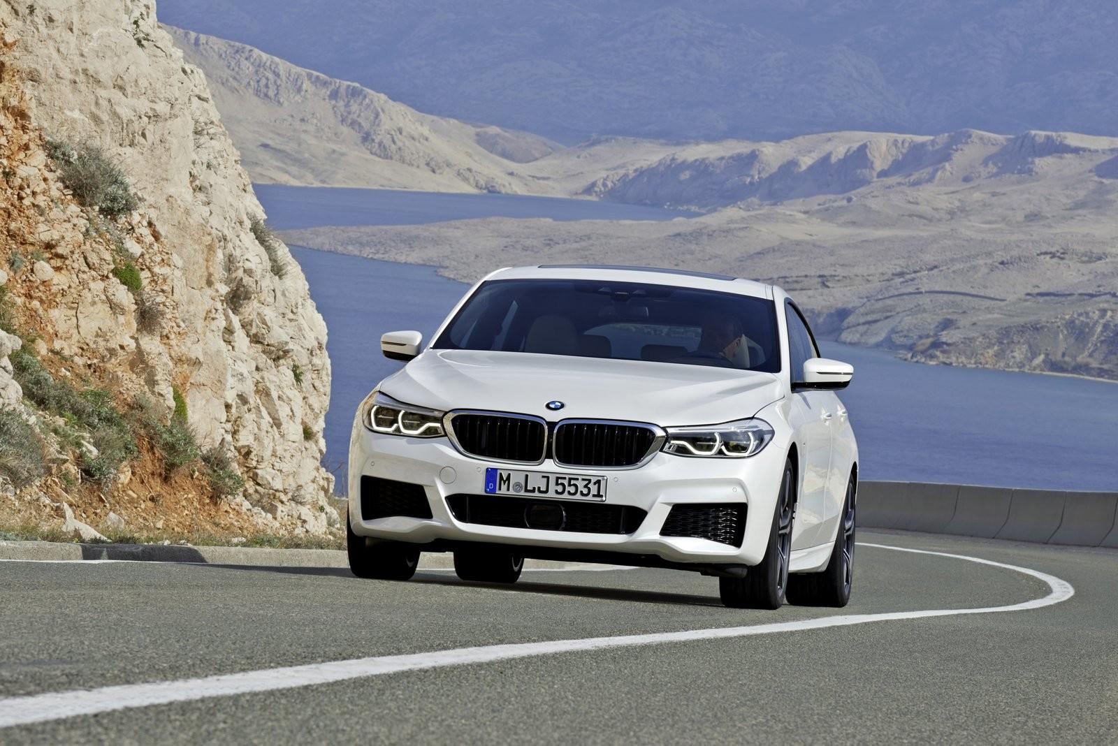 Foto de BMW Serie 6 Gran Turismo (7/54)