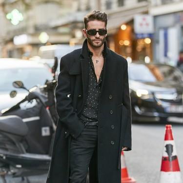 El mejor streetstyle de la semana: apuesta por el total look black