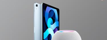 Consigue el iPad Air (2020) en El Corte Inglés por 619 euros y obtén 10 euros de descuento en la compra del HomePod mini