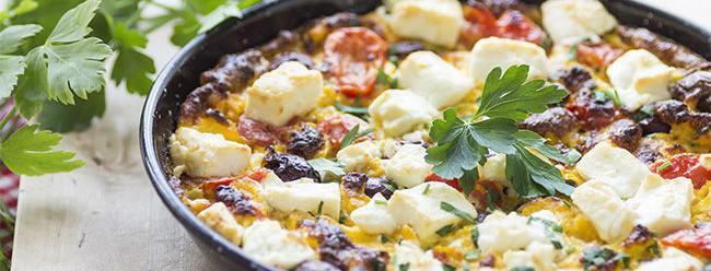opciones de desayuno vegetariano para la dieta cetosis