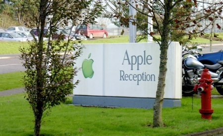 apple oficinas cork irlanda