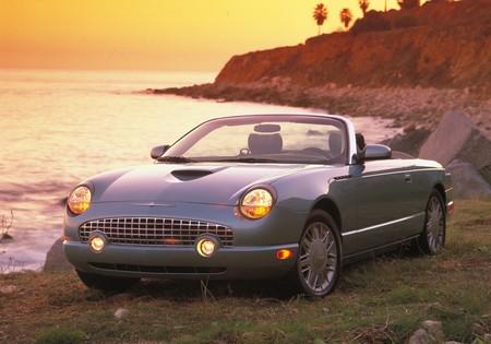 Ford Thunderbird 2002 1280 02