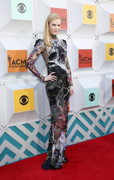 Katy Perry Nicole Kidman Academy Country Awards 2016 3