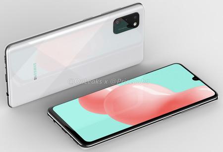 Samsung Galaxy A41 01