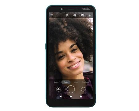 Nokia C3 Camara