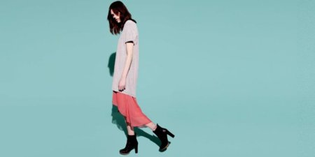 Zara Pull and Bear primavera 2012