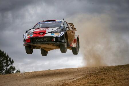 Sébastien Ogier aprovecha otro regalo de Ott Tänak para catapultar a Toyota en la general del WRC