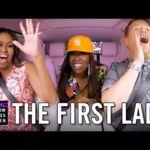Michelle Obama es la reina del karaoke