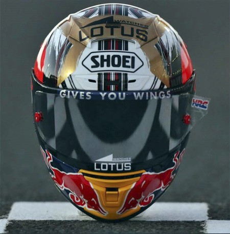 Shoei Casco Marquez Motegi Japon 2016 2