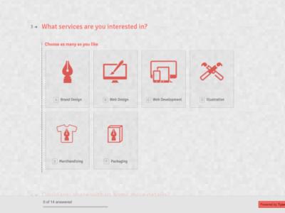 Typeform añadirá nuevas preguntas y convertirá su API en un servicio más personalizado