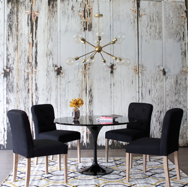 Esencia y exclusividad son los pilares de la decoración de Borgia Conti, ahora también online