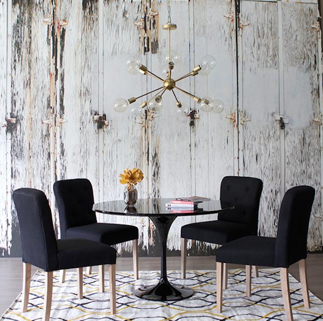 Esencia y exclusividad son los pilares de la decoraci n de - Borgia conti muebles ...