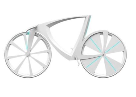 """Levitation, una """"mágica"""" bicicleta que nos suministra electricidad y WiFi"""