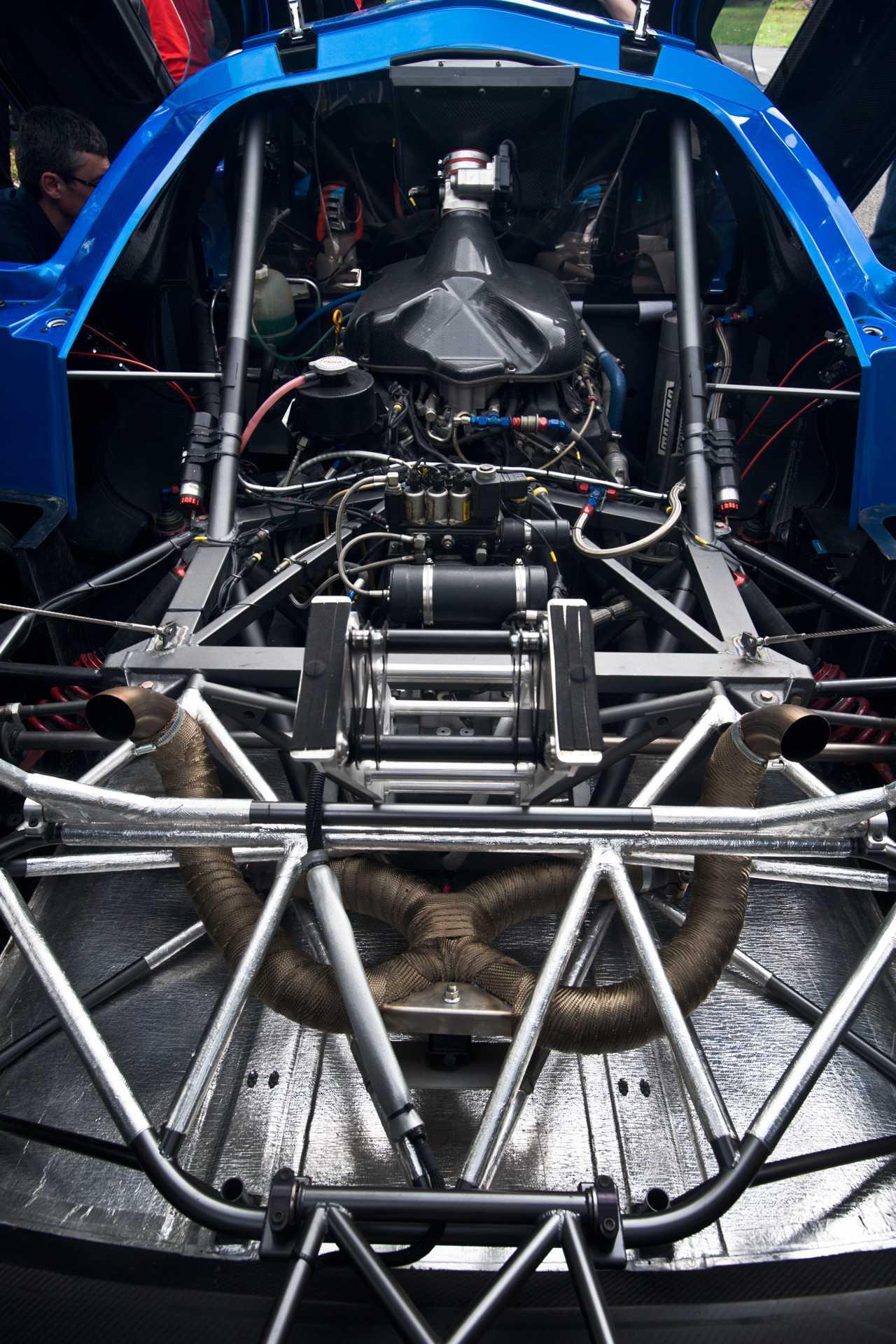 Foto de Renault Alpine A110-50 concept (20/22)