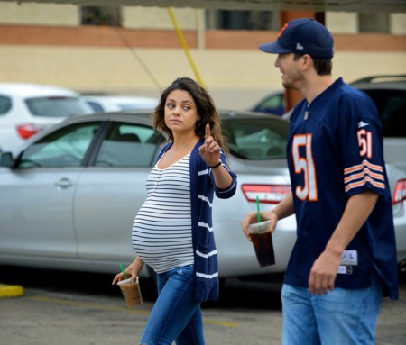 Ashton Kutcher y Mila Kunis se olvidan del amor y Jennifer Garner y Patrick Dempsey le dan la bienvenida